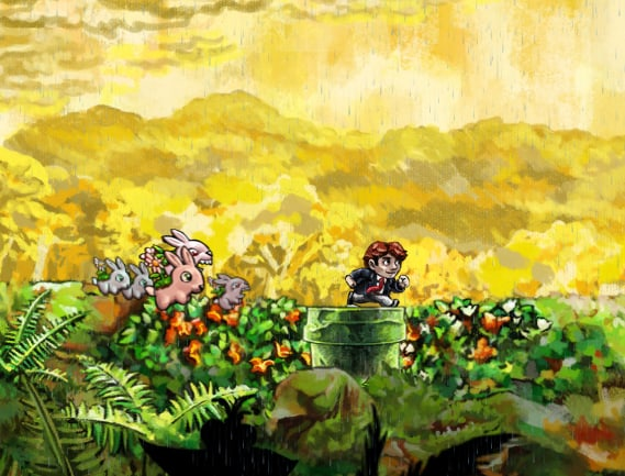Braid Coming to PS3